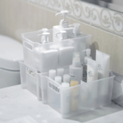 Tenma天马株式会社 桌面收纳盒24*16*11cm7.5元