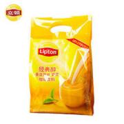 Lipton 立顿 经典醇香浓原味速溶奶茶 40包