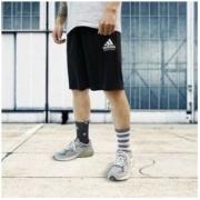 Adidas 阿迪达斯 adiKTW1S-BW 男士运动短裤
