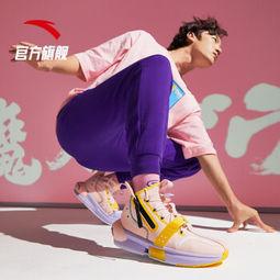 21日0点、双11预售: ANTA 安踏 112011619A 男士篮球鞋