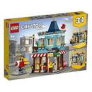 LEGO 乐高 创意百变系列 31105 玩具商店215.25元