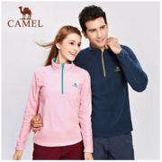 CAMEL 骆驼 A4W203267 男女户外抓绒衣