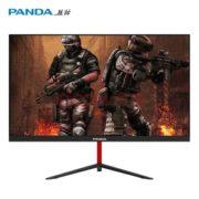 20点开始! PANDA 熊猫 PG25FA8 24.5英寸IPS显示器(1080p、240Hz) 1149元包邮(晒单返50元E卡)