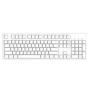 iKBC C104 104键机械键盘 Cherry红轴 静音 白色338元