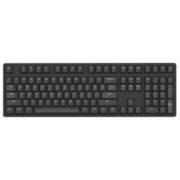 iKBC W210 iKBC W210 无线机械键盘(cherry静音红轴、黑色正刻、无线、黑色)