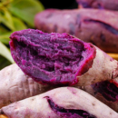 农家自种新鲜蜜薯紫薯5斤12.8元
