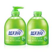 Bluemoon 蓝月亮 滋润保湿洗手液(500g瓶 500g瓶装补充装) *3件