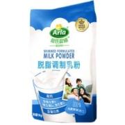 88VIP:Arla爱氏晨曦 脱脂奶粉 1KG *4件