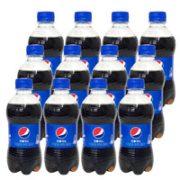 SUPER会员! 百事 汽水 碳酸饮料 300ml*12瓶¥0 比上一次爆料降低 ¥16.8