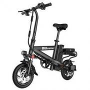 SUNRA 新日 V6 折叠电动自行车 助力约60公里