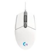 双11预售: Logitech 罗技 G102 第二代 白色LIGHTSYNC 游戏鼠标