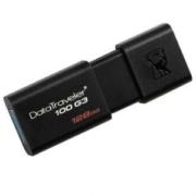 25日0点:Kingston金士顿 DT100G3 USB3.0 U盘 128G88.8元