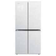 KONKA 康佳 BCD-396MN 十字对开门冰箱 396升1699元