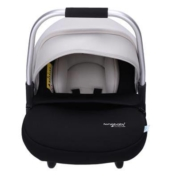 PLUS会员:fengbaby 新生儿 汽车安全座椅 FB-806 米黑色308元(需用券)