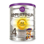 a2 艾尔 白金系列 婴幼儿配方奶粉 4段 900g *3件