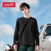 Baleno 班尼路 88031295 男士套头长袖T恤