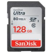 SanDisk 闪迪 Utlra 至尊高速 SDXC SD卡 128GB