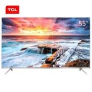 1日0点、双11预告:TCL 55A660U 4K液晶电视 55英寸1699元包邮(前300件)