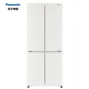 双11预售: Panasonic 松下 NR-E49CG1-XW 对开门冰箱 498L