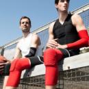 迈克达威(McDavid) 防撞护膝 两只装