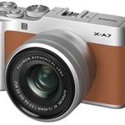 Fujifilm 富士 胶片棕色无反光镜单反相机X-A7镜头套装 含税到手约¥3524.94¥3230.93