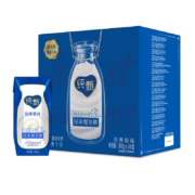 88VIP:MENGNIU 蒙牛 纯甄常温酸奶 200g*24盒  *2件91.05元(多重优惠,45.53元/件)