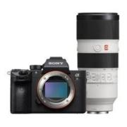 SONY 索尼 Alpha 7R III 全画幅微单数码相机 SEL70200GM单镜套装 黑色 70-200mm F2.8