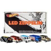 Hot Wheels 风火轮 流行文化系列 Led Zeppelin齐柏林飞艇主题火辣小跑车5辆装GJP75  直邮含税到手¥211.36