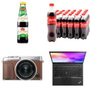 周三惠总:可口可乐 500ml*24瓶*2箱 9.9元、富士X-E3 相机套机 3299元 12期免息、
