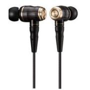 JVC 杰伟世 HA-FX1100 木振膜入耳式耳机1340.99元