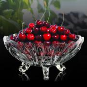 Flavinmci 弗莱文茨 玻璃水果盘 12*5.8cm 2个装