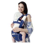 MOBY BABY 抱抱熊 婴儿背带多功能抱婴腰凳