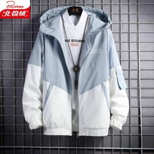 Bejirog 北极绒 JK601 男士休闲夹克外套