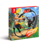 百亿补贴:Nintendo 任天堂 NS游戏套装《健身环大冒险》