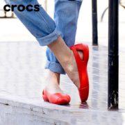 crocs 卡骆驰 Sienna 202811 女士平底凉鞋
