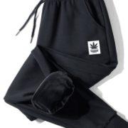 PLUS会员: Bejirog 北极绒 8113 男士加绒加厚卫裤39元包邮(双重优惠)