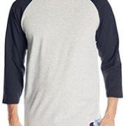 Champion 男士插肩棒球T恤   到手约75.7元¥69.08