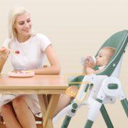 Aing 爱音 C055 多功能儿童餐椅 399元包邮