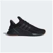 adidas 阿迪达斯 CLIMACOOL 02/17 中性款跑鞋 CQ3053 黑色 *2件298元(合149元/件)