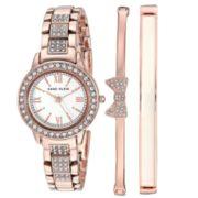Anne Klein 安妮·克莱恩 AK/3334 女士手表套装 含税到手约262.56元