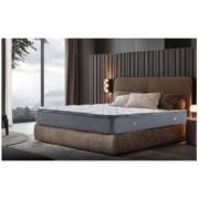 AIRLAND雅兰床垫 素作 黑科技旗舰 六环独袋弹簧乳胶加厚垫层羊毛棉床垫 24cm