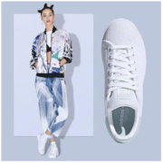 adidas 阿迪达斯 STAN SMITH CQ2822 女士休闲运动鞋 *2件