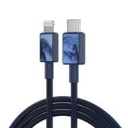1日0点: ifory 安福瑞 苹果MFi认证 Type-C转Lightning PD数据线 0.9米18.45元包邮