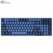Akko 艾酷 3098 海洋之星机械键盘 佳达隆CAP 金黄轴