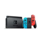 88vip: Nintendo 任天堂 Switch游戏主机 港版 续航增强版