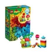 LEGO 乐高 DUPLO 得宝系列 10887 我的自由创意趣玩箱 *2件