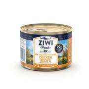 ZiwiPeak巅峰猫罐头185g 10罐=鸡3+牛3+马鲛鱼羊2+鳕鱼2