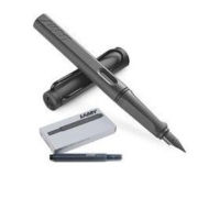 LAMY 凌美 Safari狩猎者 F尖钢笔 + T10墨囊89元含税包邮(需定金10元,27日0点付尾款)