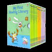 童书中的劳斯莱斯 尤斯伯恩 My Reading Library 我的第一个图书馆套装 50册