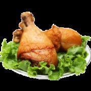 大午 卤香原味大鸡腿 70g*5个17.9元包邮(需用券)